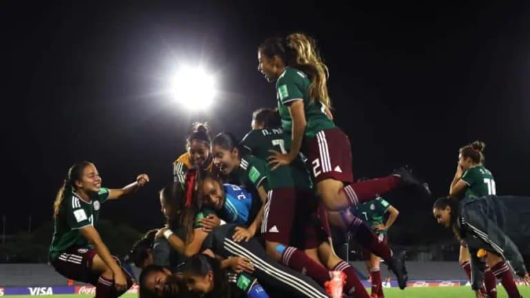 Piezas clave | Las jugadoras que Chivas y América aportan al Tri Sub 17 femenil
