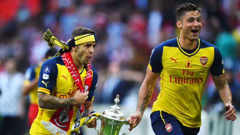 Olivier Giroud Has Declared Jack Wilshere's Departure a 'Big Loss' for Arsenal