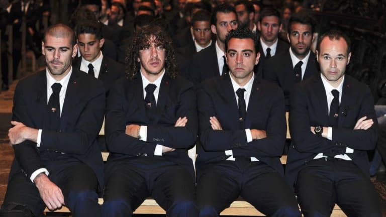 El ex del Barça que entrenará a una filial del Madrid