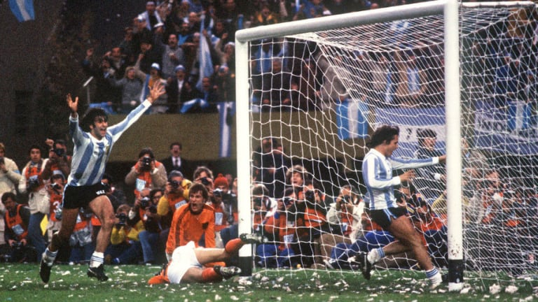 World Cup Countdown: 10 Weeks to Go - When Hosts Argentina Edged the Netherlands In a Classic Final