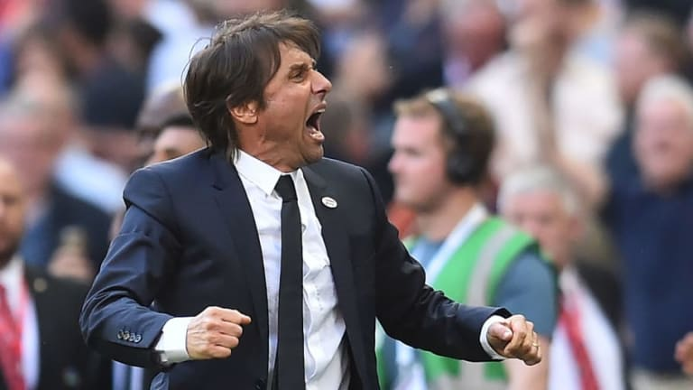 Napoli President Admits Antonio Conte Was Close to Joining the Club Before Ancelotti's Appointment