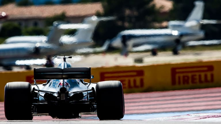 Lewis Hamilton Wins French GP to Retake Lead in F1 Title Race