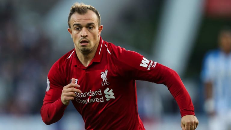 Peter Crouch Reveals What He Said to Stoke Dressing Room When Xherdan Shaqiri Sealed Liverpool Move