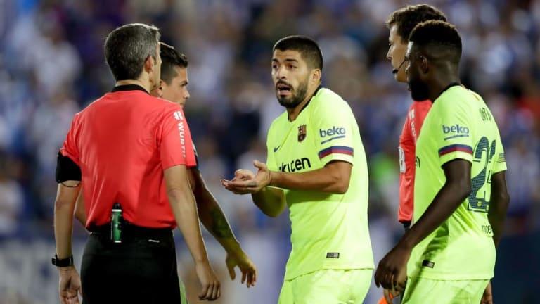1x1 del FC Barcelona tras caer derrotado ante el Leganés (2-1)