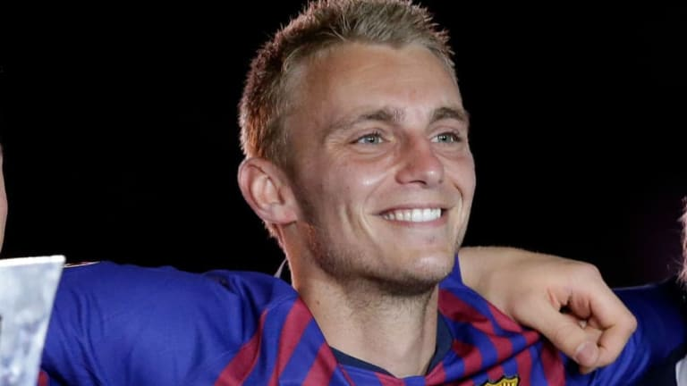 MERCADO   El elegido del Barça para sustituir a Cillessen
