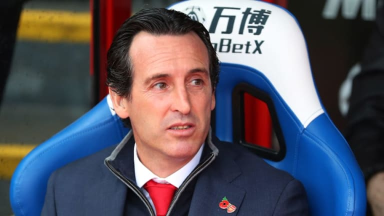 Unai Emery Defends Mesut Ozil's Actions During Arsenal's 2-2 Draw With Crystal Palace
