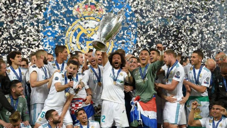Twitter Reacts as Real Madrid Claim 13th European Crown With Bale Heroics in 3-1 Liverpool Win