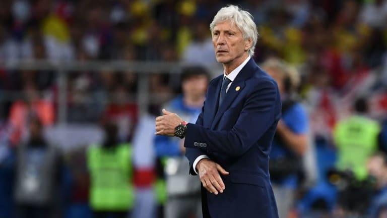Jose Pekerman Hits Out Over the Behaviour of England's Players After Colombia's Defeat in Last 16