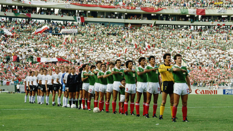 World Cup Countdown: 8 Weeks to Go - How Colombia Withdrew From Hosting the 1986 World Cup