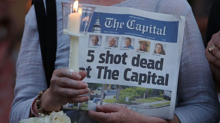 Annapolis-Bred Bill Belichick Laments Shooting at The Capital Gazette