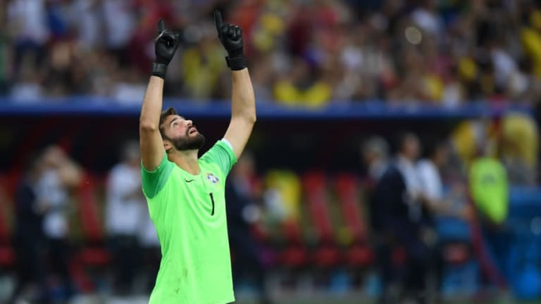 Report Claims New Liverpool Star Alisson Played World Cup Having Agreed Terms With Reds Last Year