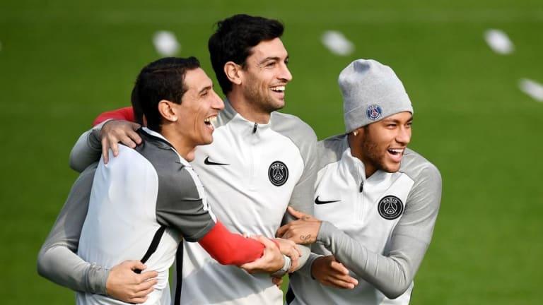 Javier Pastore Blames Media Circus for Neymar Transfer Rumours & Backs Brazilian to Stay at PSG