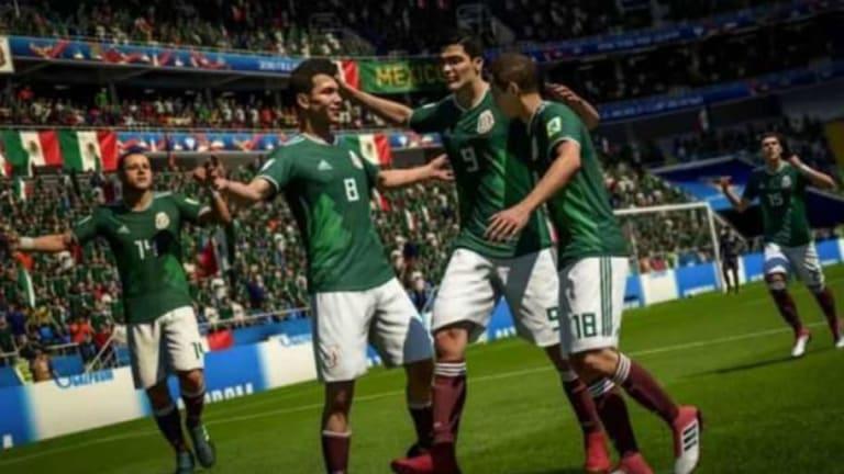 PIEL CHINITA | La narración de FIFA 18 si México fuera campeón del Mundo