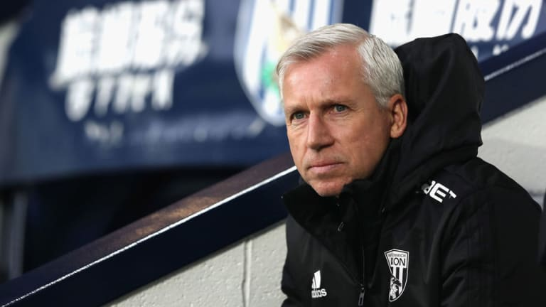West Brom Boss Alan Pardew Admits Baggies Are in Need of Another Striker to Avoid Relegation