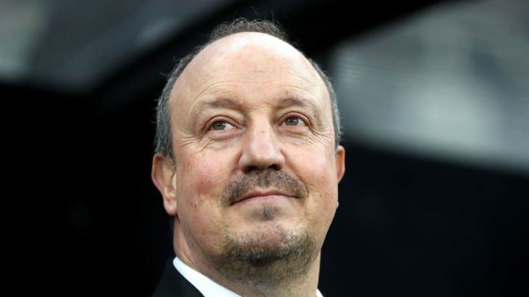 Newcastle Boss Rafael Benitez Shares the Identity of 2 Players Who May Leave St James' Park