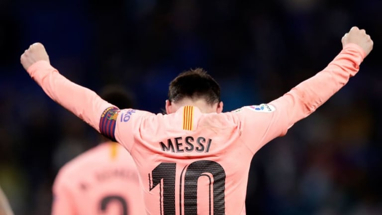 Ernesto Valverde Heaps Praise on Lionel Messi After Masterclass in Barca's Win Over Espanyol