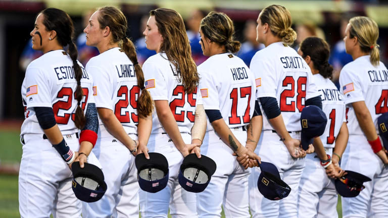 Growth of a New Game: Inside The Women's Baseball World Cup