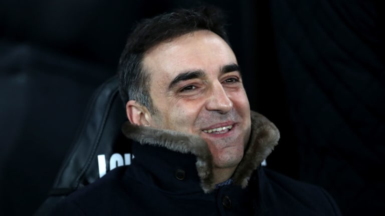 Swansea Boss Carlos Carvalhal Surprises Journos With Homemade Tarts Before Presser