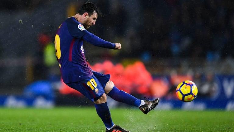 Lionel Messi Free-Kick Goal Enhances Barcelona's Unrivalled Dominance Over Real Madrid Even Further