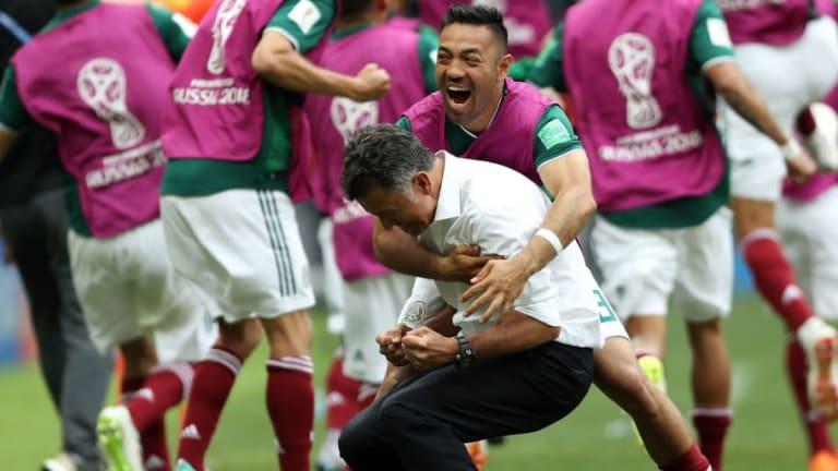 DE ELITE | Juan Carlos Osorio fue electo entre los mejores 50 entrenadores del mundo en 2018