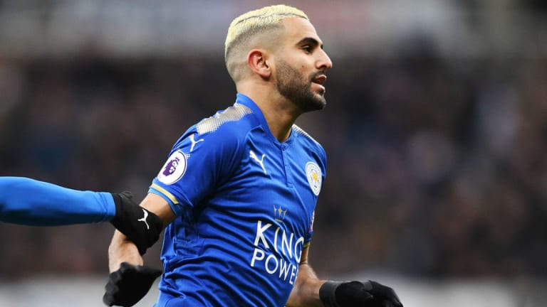 Liverpool Turn to Leicester's Riyad Mahrez as a Replacement for Barcelona Bound Philippe Coutinho
