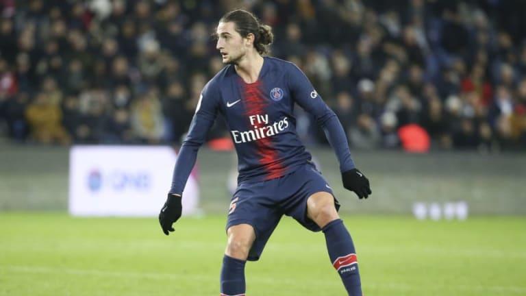 Rabiot podría llegar al Barça en el mercado de enero