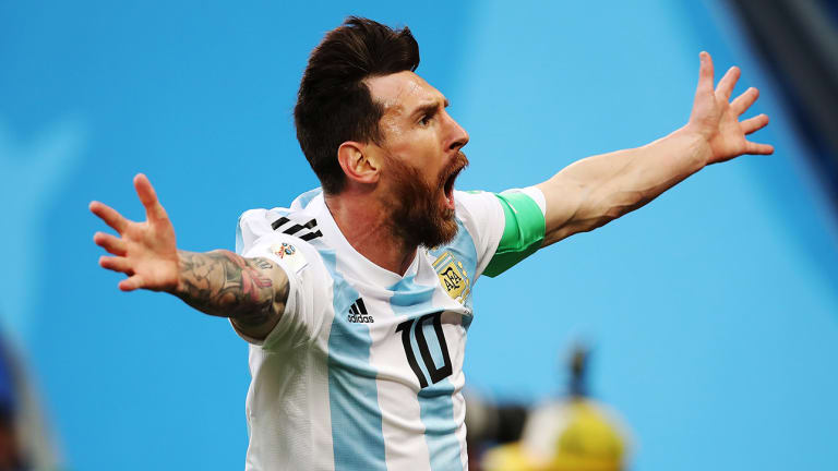 World Cup Daily Podcast: Argentina Comes Back From Dead in Group D