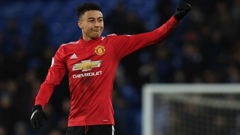 Stunning Statistic Reveals Just How Much Man Utd's Jesse Lingard Has Improved This Season