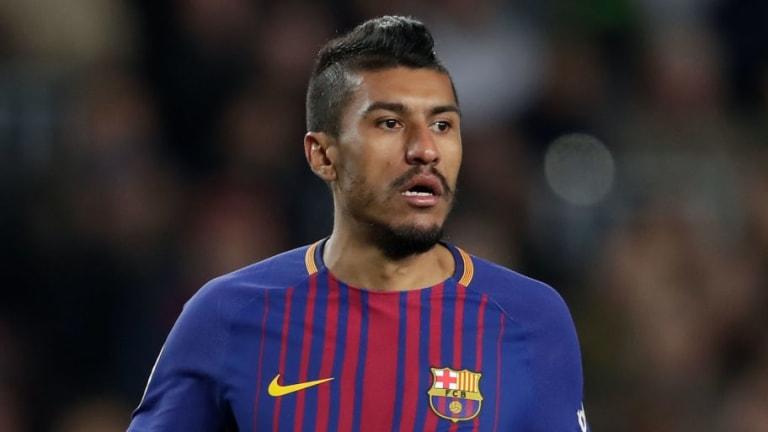 El ofertón que le ha llegado al Barcelona por Paulinho