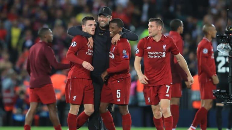 Georginio Wijnaldum Calls Jurgen Klopp One of World's Best Coaches After Liverpool's Perfect Start