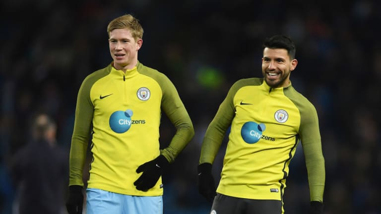 Sergio Aguero Heaps Praise Upon Kevin De Bruyne Declaring Him a Target for Any Club in the World