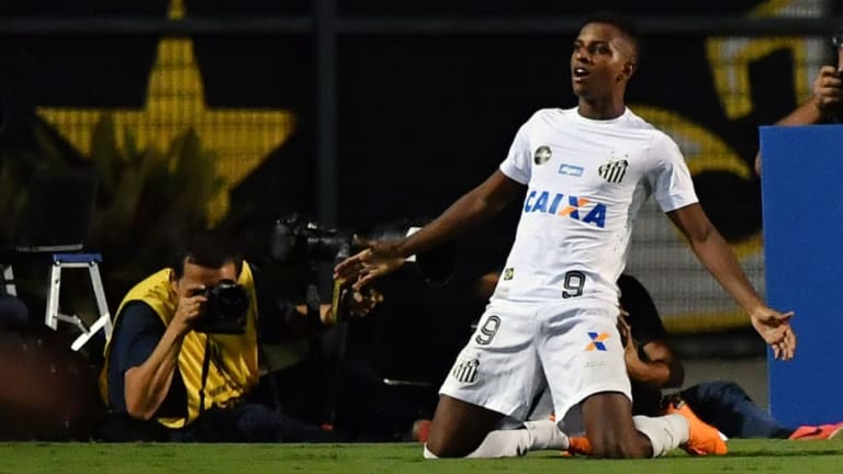 Rodrygo Insists Money Was Not a Factor in Agreeing to Join Real Madrid Last Month