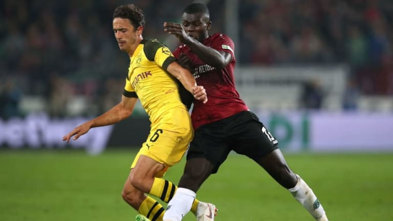 Hannover 96 0-0 Borussia Dortmund: Report, Ratings & Reaction as BVB Held to Goalless Draw