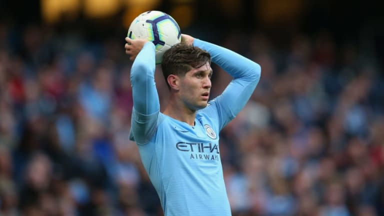 Man City Defender John Stones Admits He Hopes to Spend His Entire Career at the Etihad