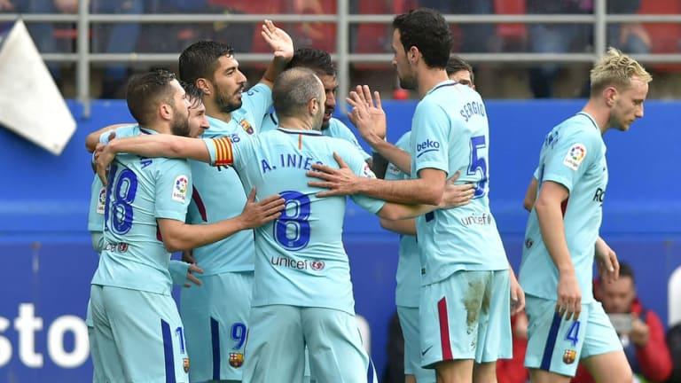 El jugador del FC Barcelona que acumula 10 partidos consecutivos sin disputar ningún minuto