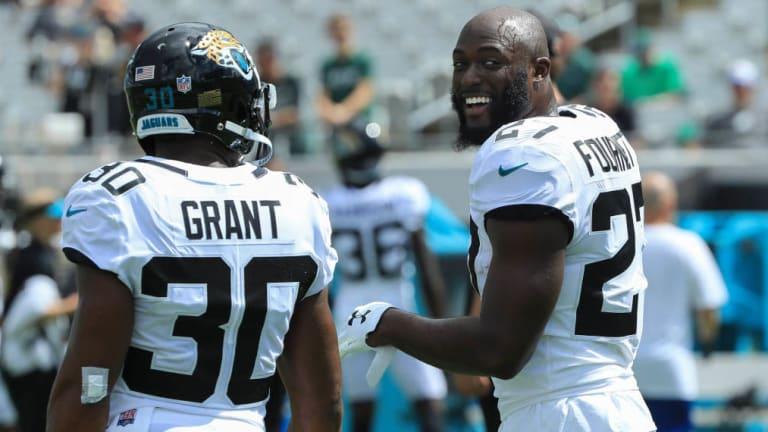 NFL Week 4 Injury Report: Jags' Fournette Injures Hamstring vs. Jets
