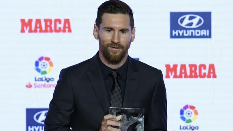 Messi responde si sería capaz de brillar en una fría y lluviosa noche de martes en Stoke