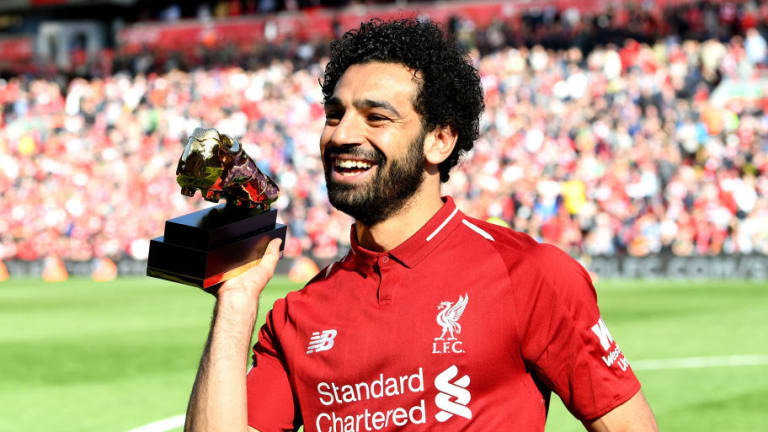 VIDEO: Mohamed Salah Reacted Brilliantly After Passing Liverpool's Pre-Season Fitness Test