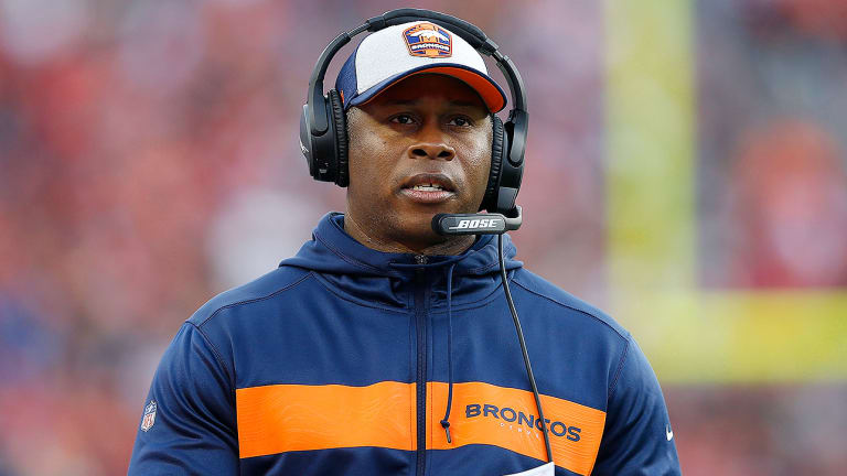 Vance Joseph Out in Denver As Broncos' Offensive Struggles Continue