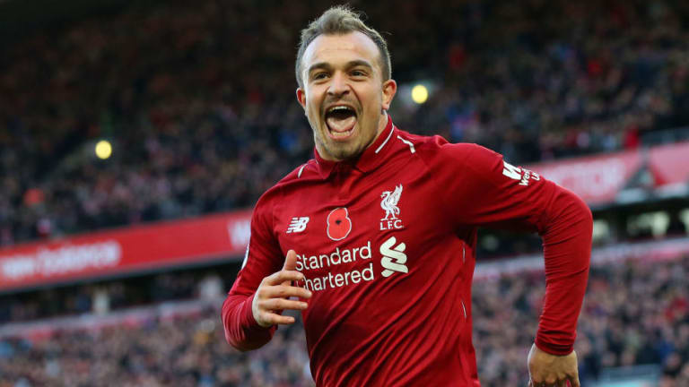 Liverpool 2-0 Fulham: Report, Ratings & Reaction as Reds Cruise to Anfield Victory