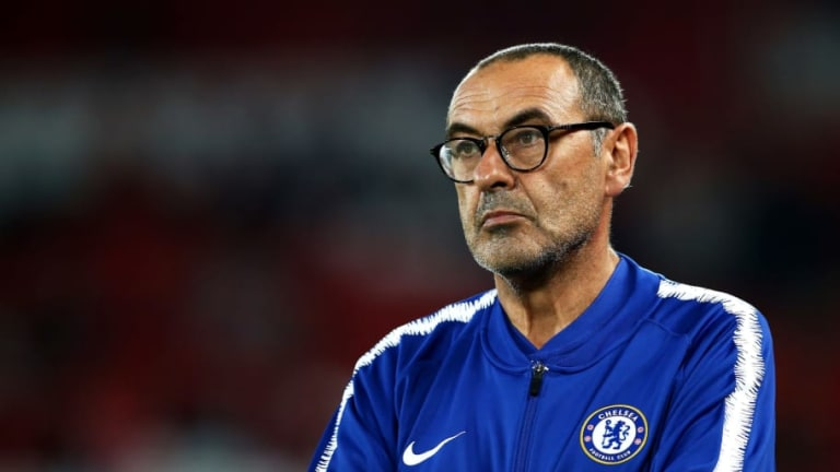 Maurizio Sarri Delivers Chelsea Latest Team News Ahead of Saturday's Game With 'Top Level' Liverpool