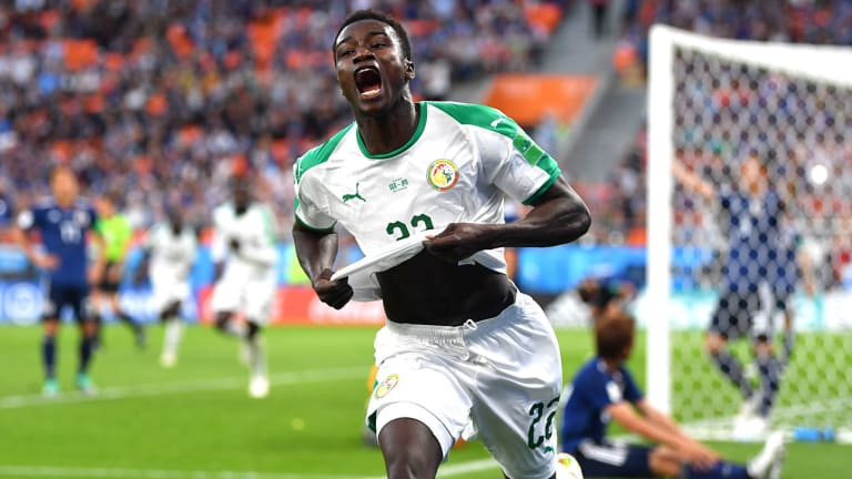 Teenager Moussa Wague Joins Barcelona After Impressive World Cup