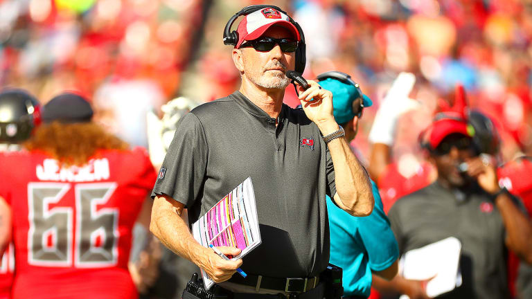 Head Coach Dirk Koetter Fired by Buccaneers After Three Seasons