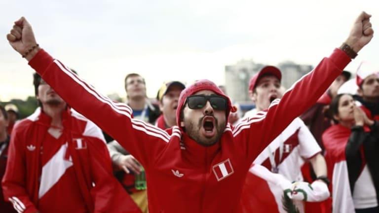 Coupe du Monde : Les 5 plus beaux chants de supporters en Russie