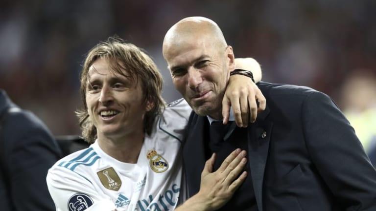 Modric revela cómo se mentalizó el Madrid de cara a la final de la Champions