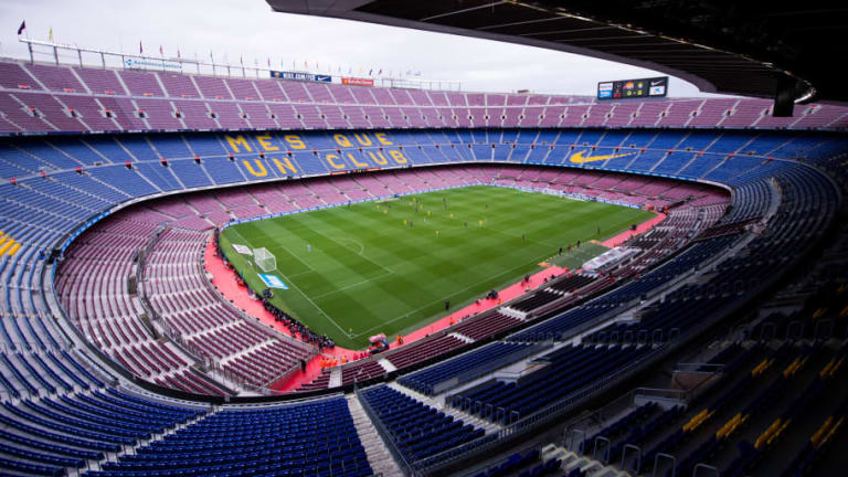 Barcelona Set to Rename Camp Nou With Negotiations at an 'Advanced Stage'