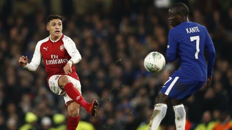 BOMBA │El Manchester City se baja de la pelea por comprar a Alexis Sánchez