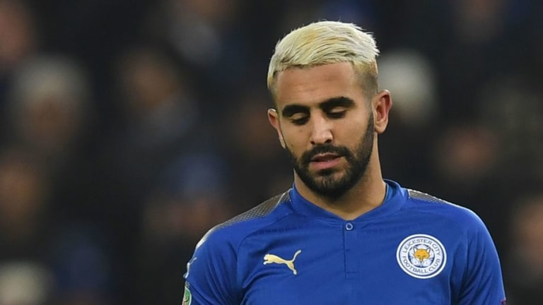 Sky Sports Pundits Believe Leicester Star Riyad Mahrez Would Not Want to Move to Arsenal