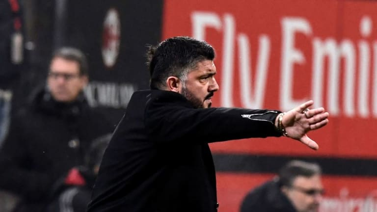 Interim Milan Boss Gennaro Gattuso Revealed to Be the Lowest-Paid Manager in Serie A