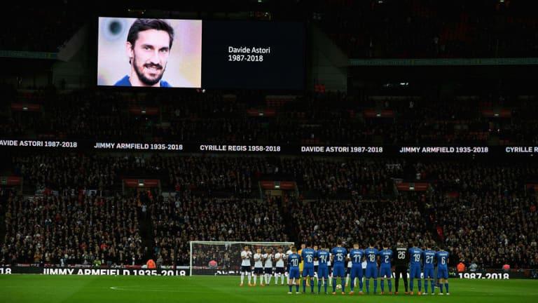 EMOTIVO | El bonito gesto del FIFA con Astori